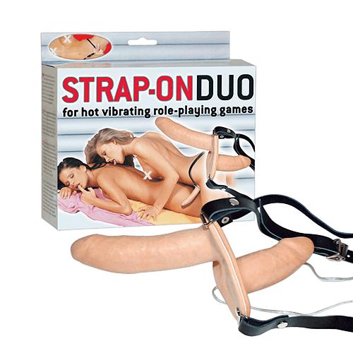 strapon til mænd massage intim