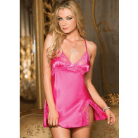 Silky Lace Chemise