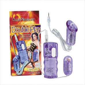 Double Play Power Vibrator